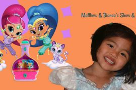 Shimmer and Shine Magic Wishes Jewelry Box Wish Come True